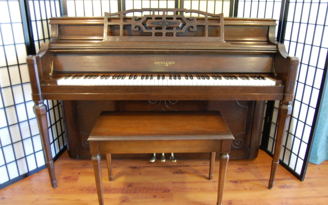 Piano Rental Program!